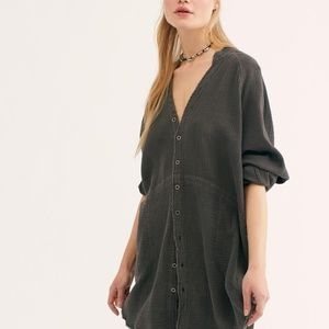 Free People We The Free Summer Daydream Buttondown